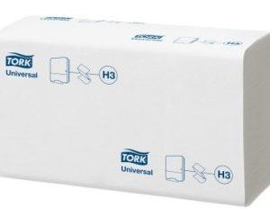 Листовые полотенца Tork Singlefold сложение ZZ 120108