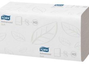 Tork листовые полотенца Singlefold сложение ZZ 290184