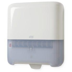 Tork Matic диспенсер для рулонных полотенец белый 551000